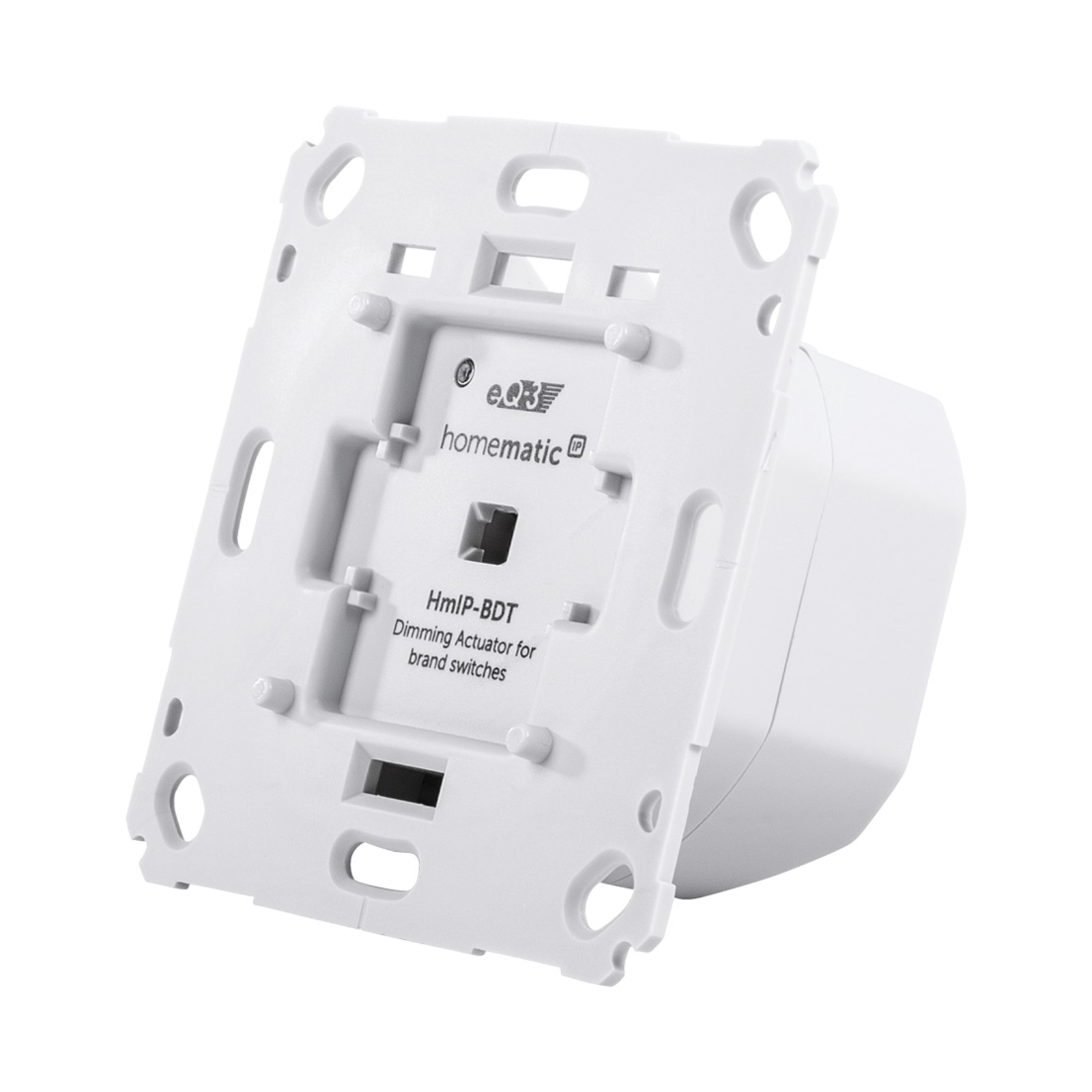 Homematic IP-dimmer for merkebrytere