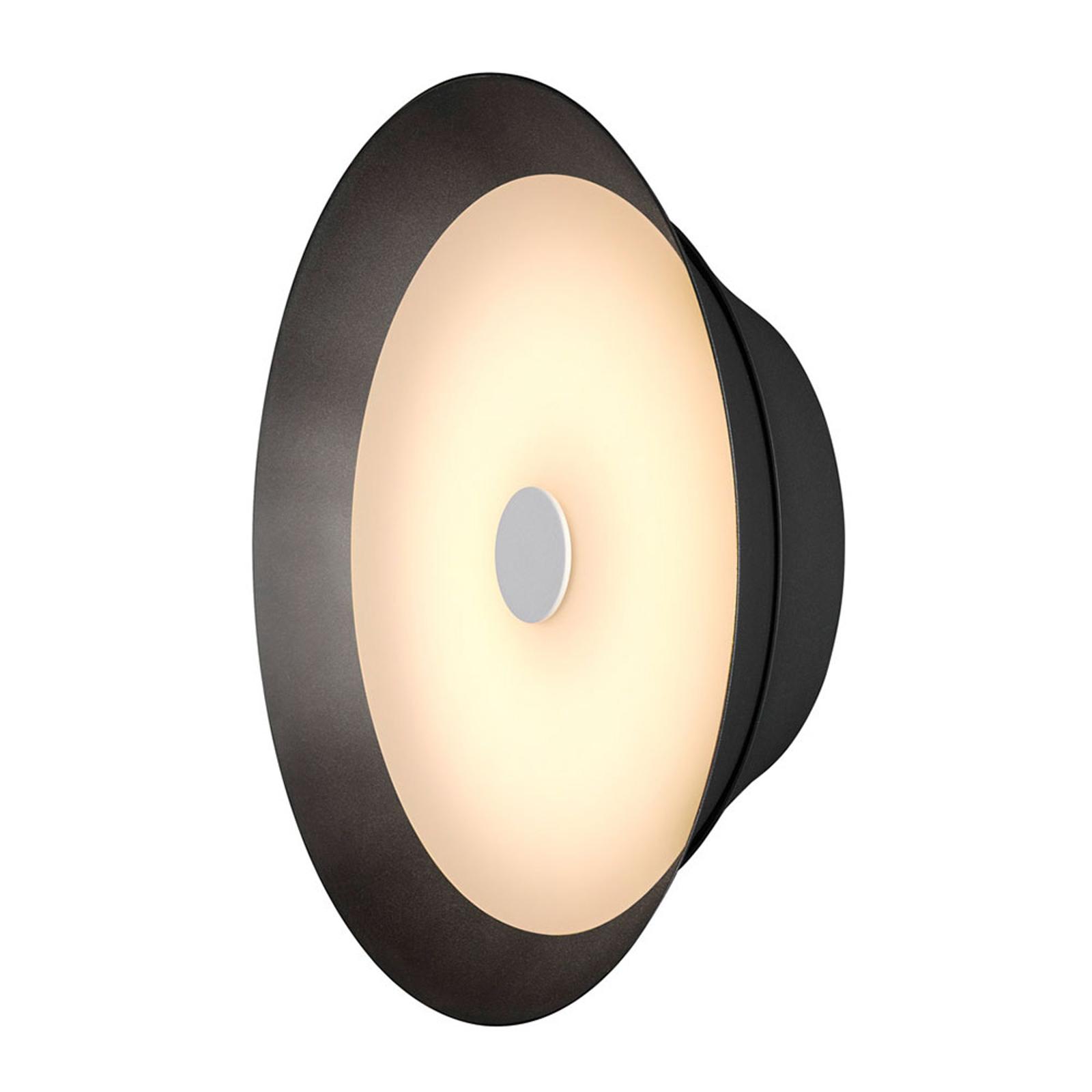 SLV Bato 35 LED wandlamp zwart