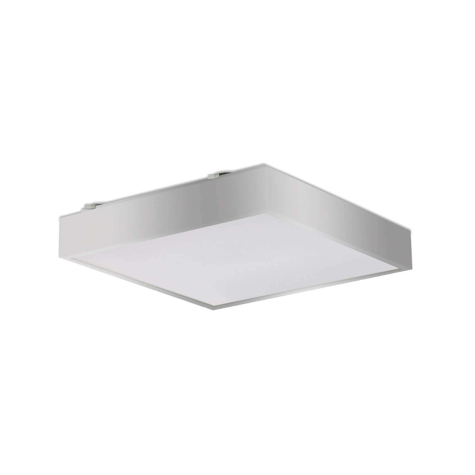 Lampa sufitowa LED Q4 srebrna DALI