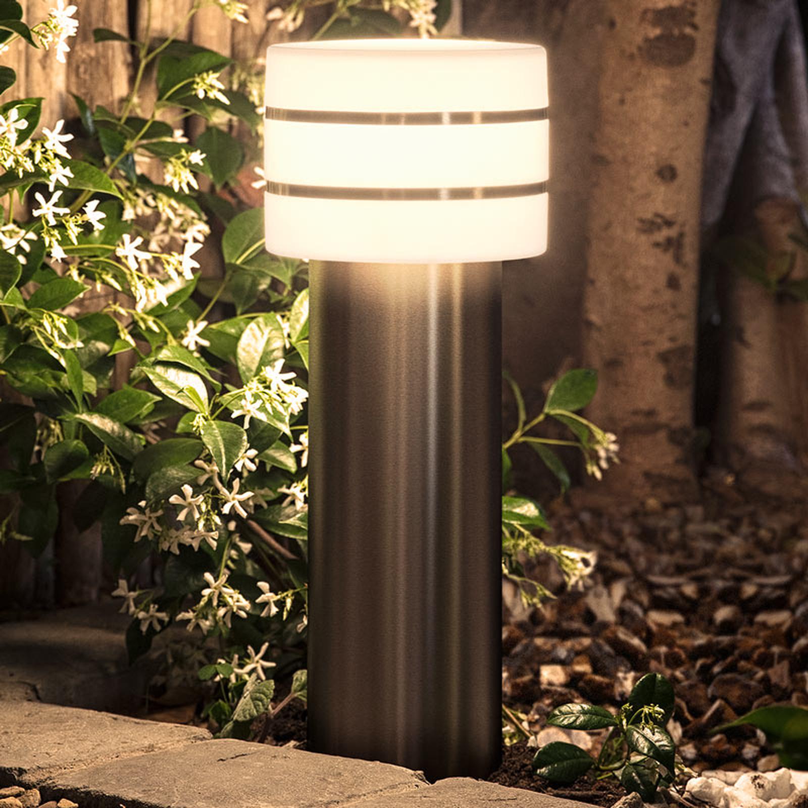 Philips Hue-LED-sokkellampe Tuar, dimbar med app