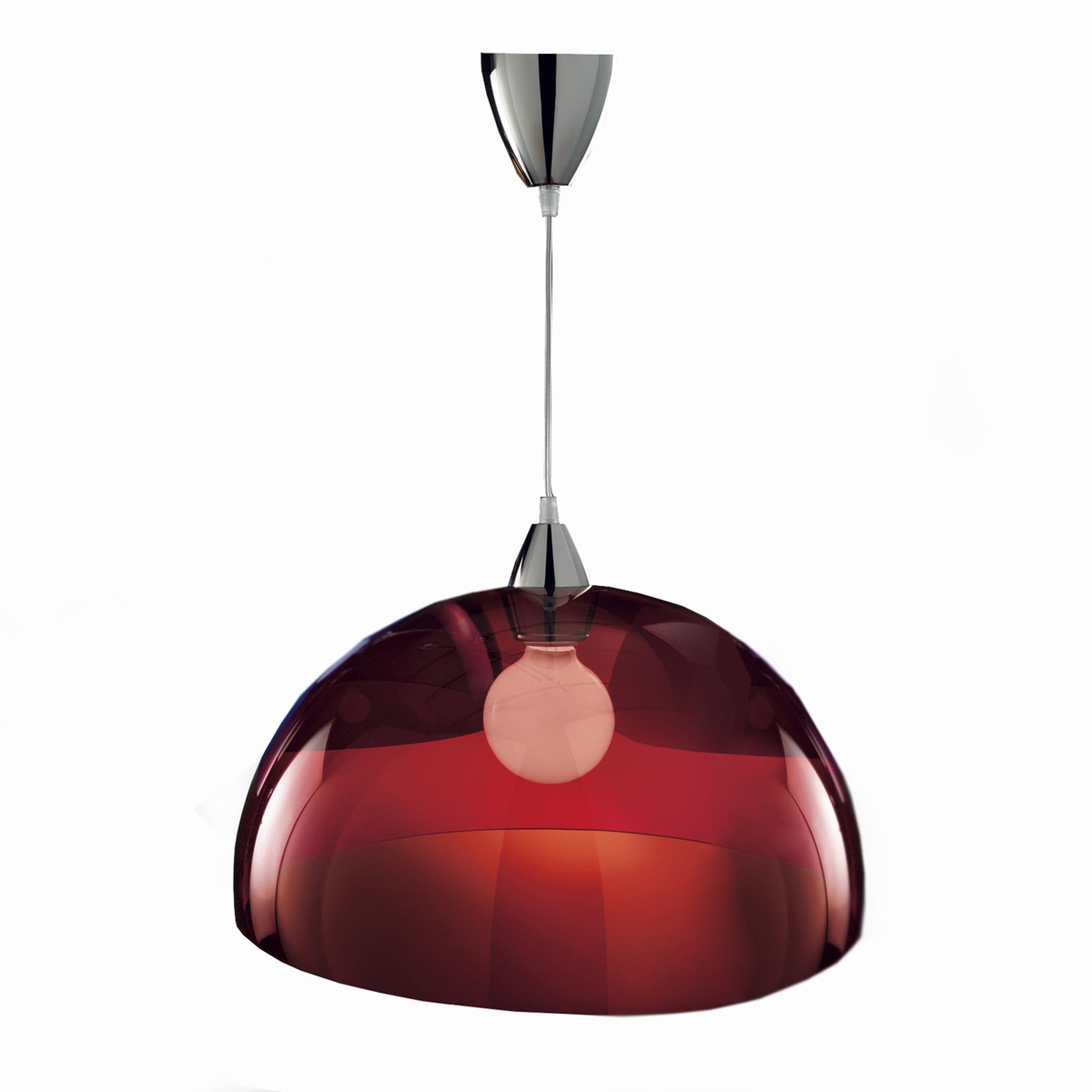 Trendy design-hanglamp BLOB