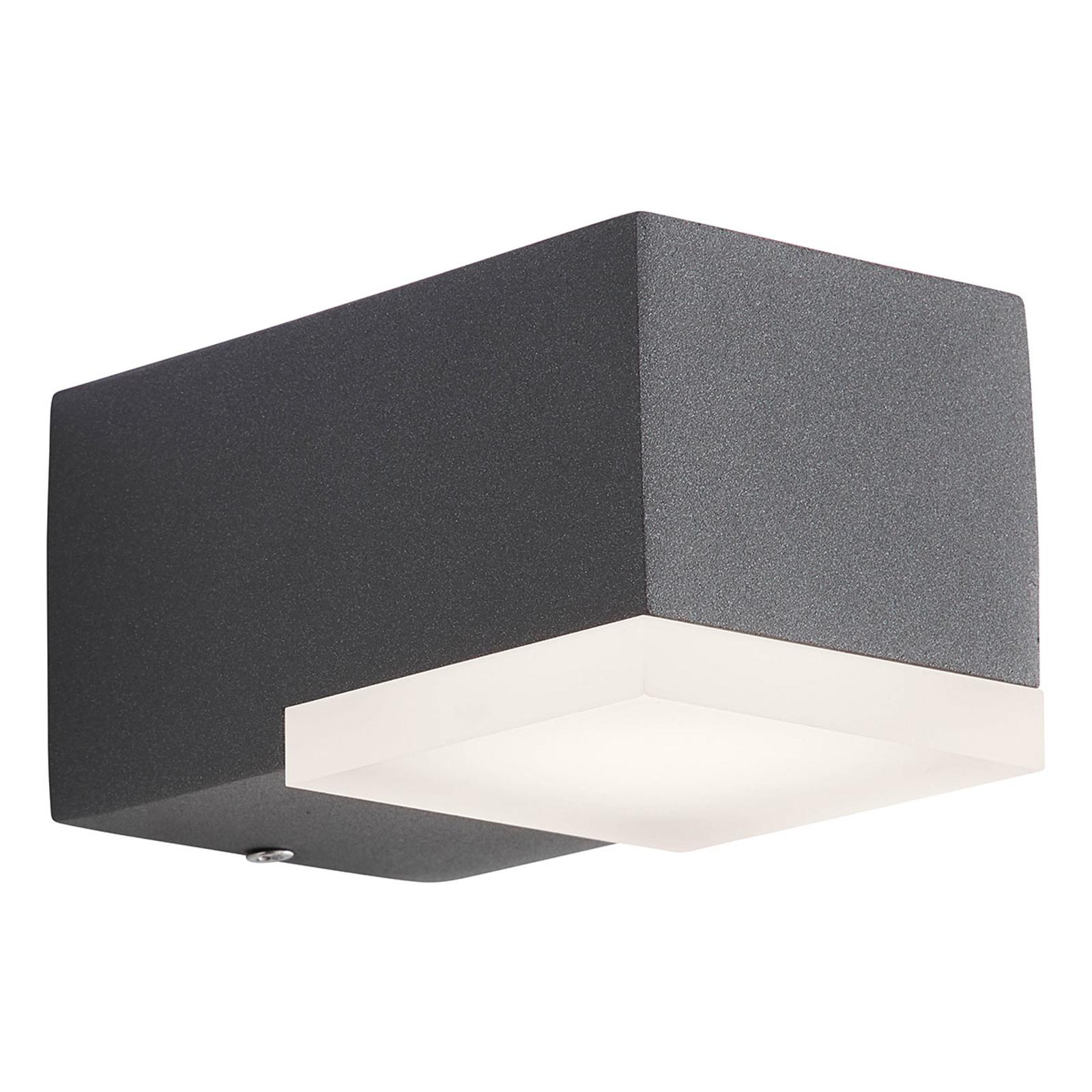 AEG Amity LED buitenwandlamp, 1-lamp