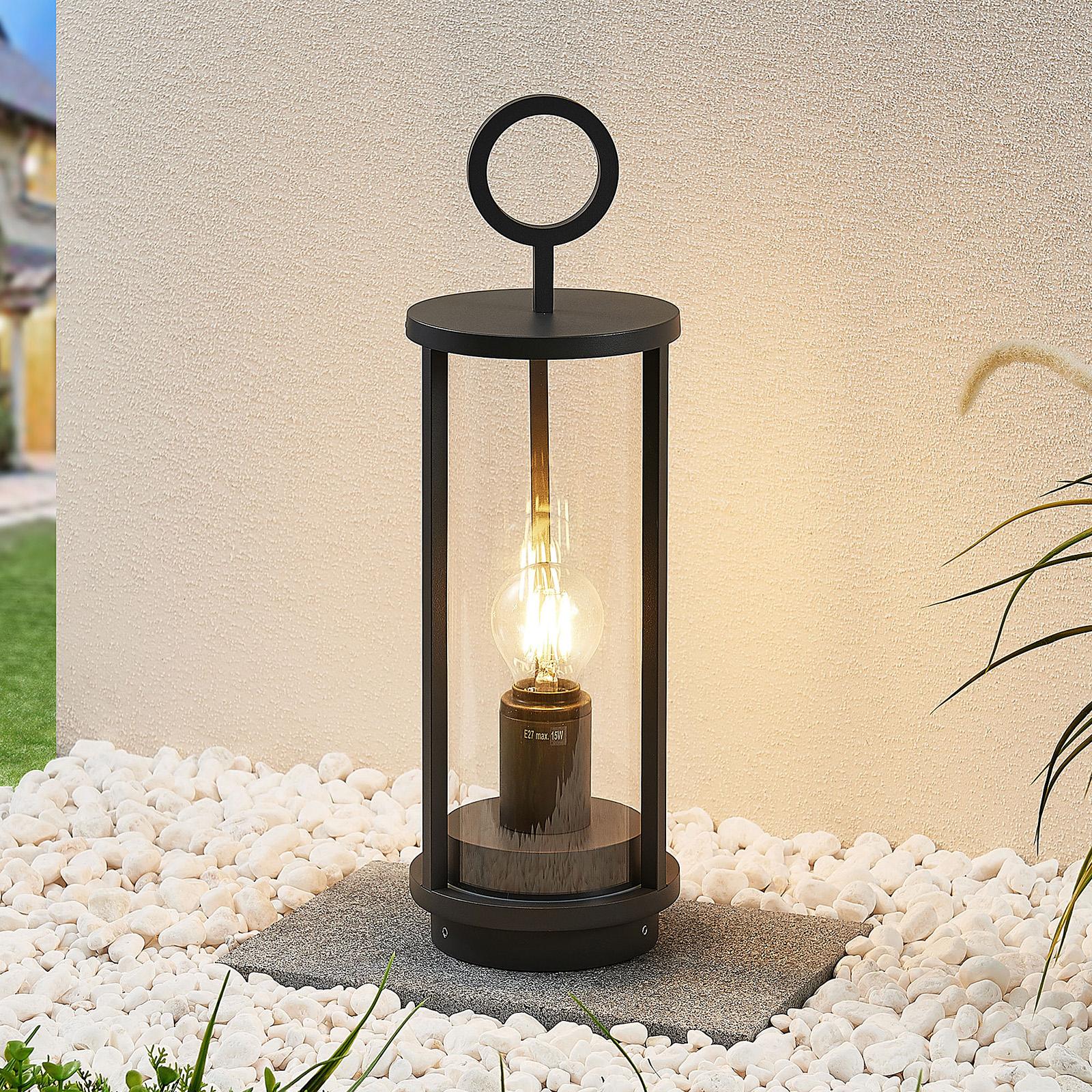 Lucande Emmeline słupek oświetleniowy, 34 cm