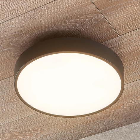 Lucande Agnesa LED-taklampa för utomhusbruk