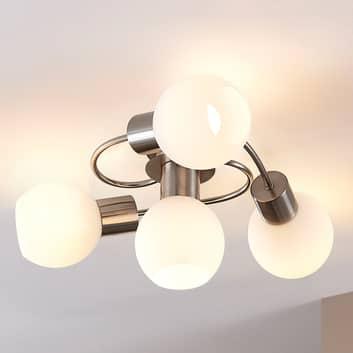 Lampa sufitowa LED Ciala o pięknym kształcie