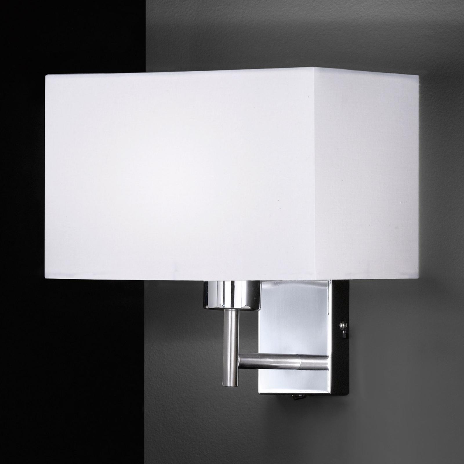 Produktové foto FISCHER & HONSEL Designové nástěnné světlo Kempten