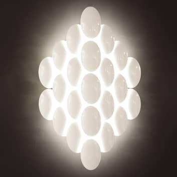 Milan Obolo – LED-vegglampe dimbar – 16 lys