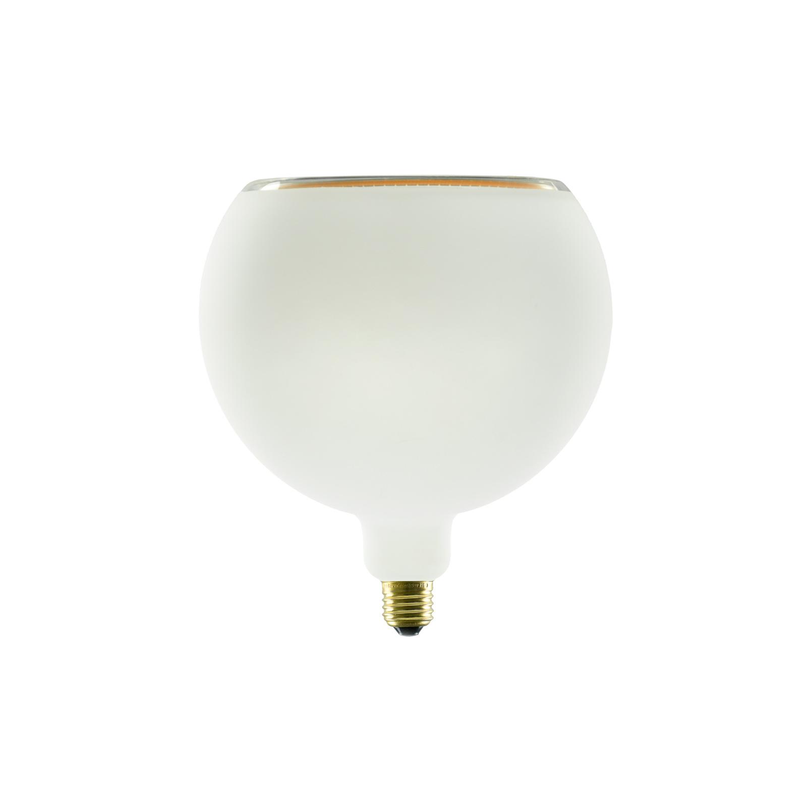 SEGULA LED Floating-Globelampe 200 E27 8W opal