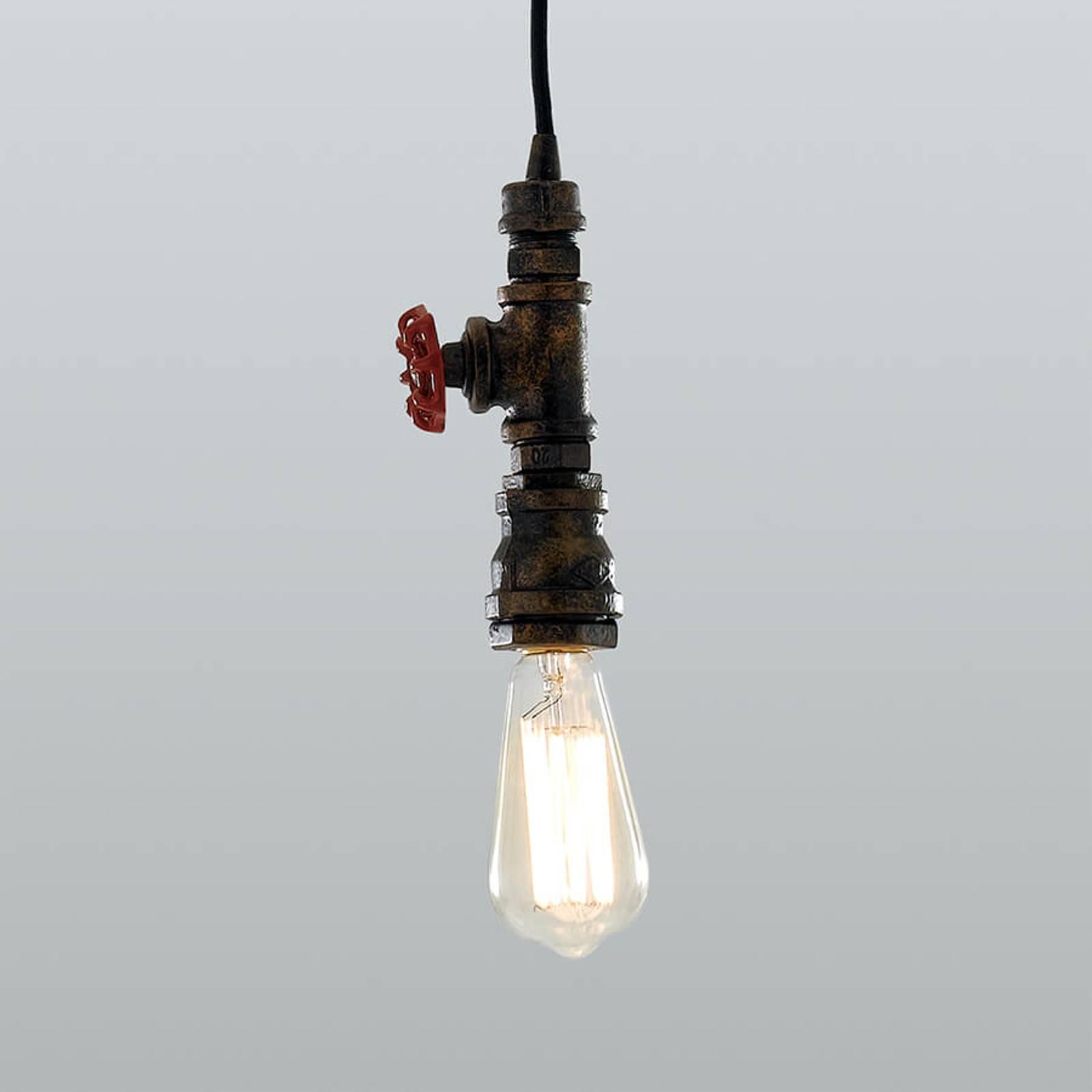 Amarcord: oryginalnie zaprojektowana lampa wisząca