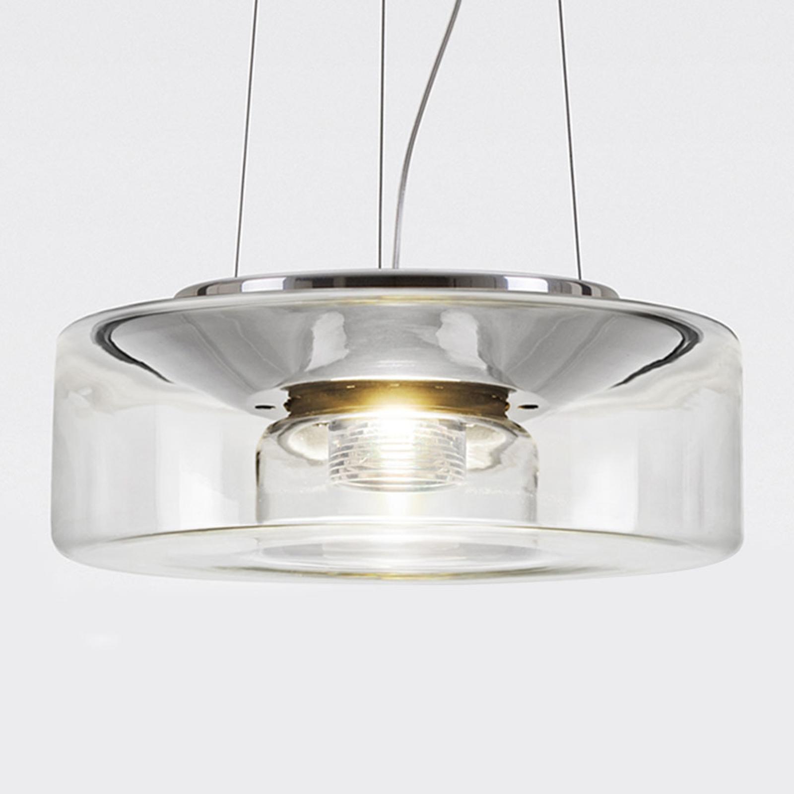 serien.lighting Curling M Pendel 927 Triac klar