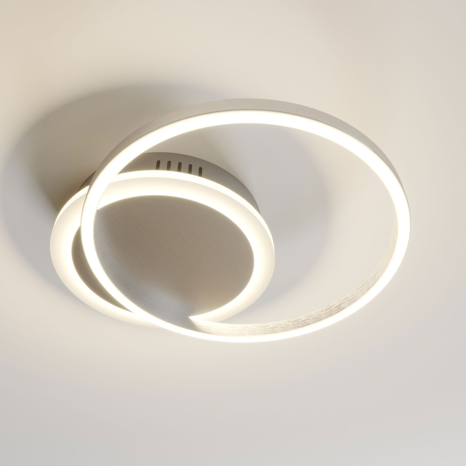 Lindby Smart Uzma plafonnier LED