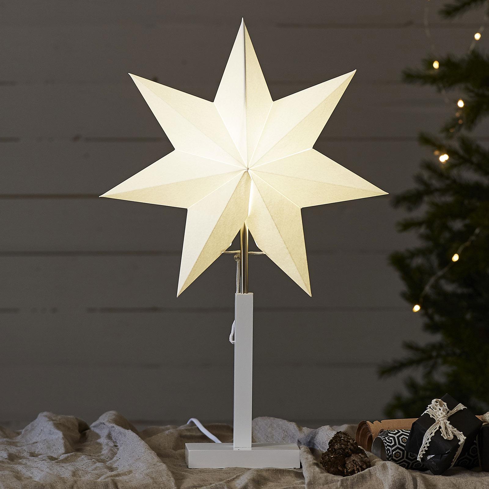 Stående stjerne Karo, høyde 55 cm