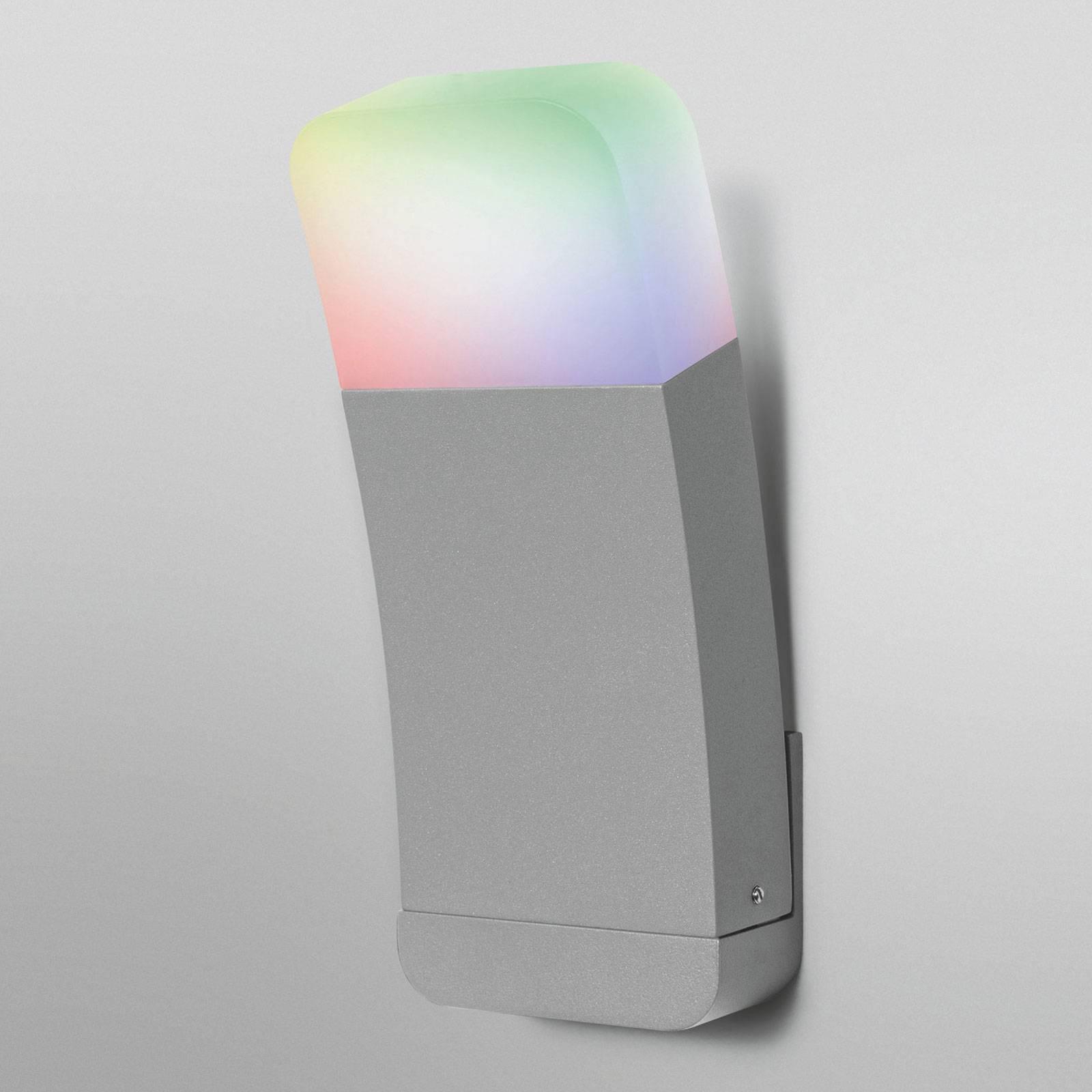 LEDVANCE SMART+ WiFi Curve RGBW argento