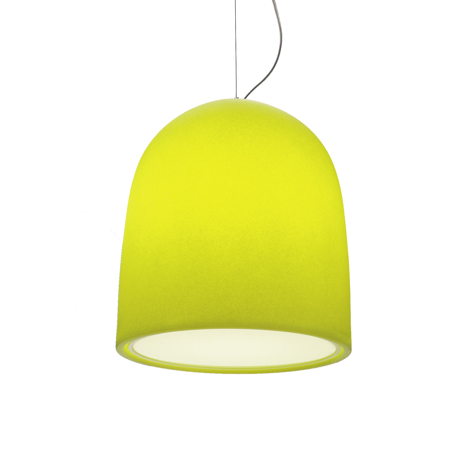 Modo Luce Campanone Hanglamp Ø 33 cm limone