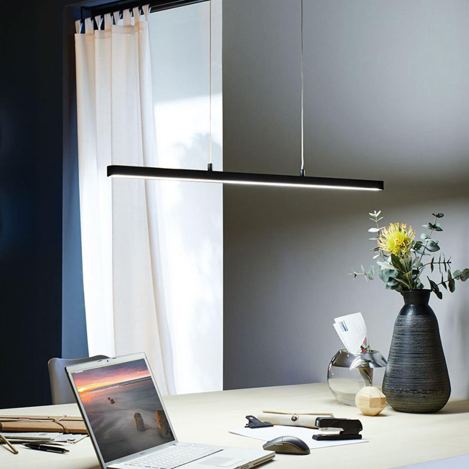 Paulmann Lento LED-hengelampe, Bluetooth, CCT
