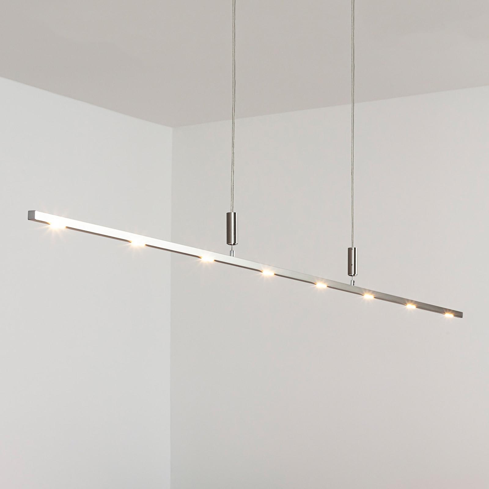 180 cm - slank LED-hengelampe Tolu, dimmbar