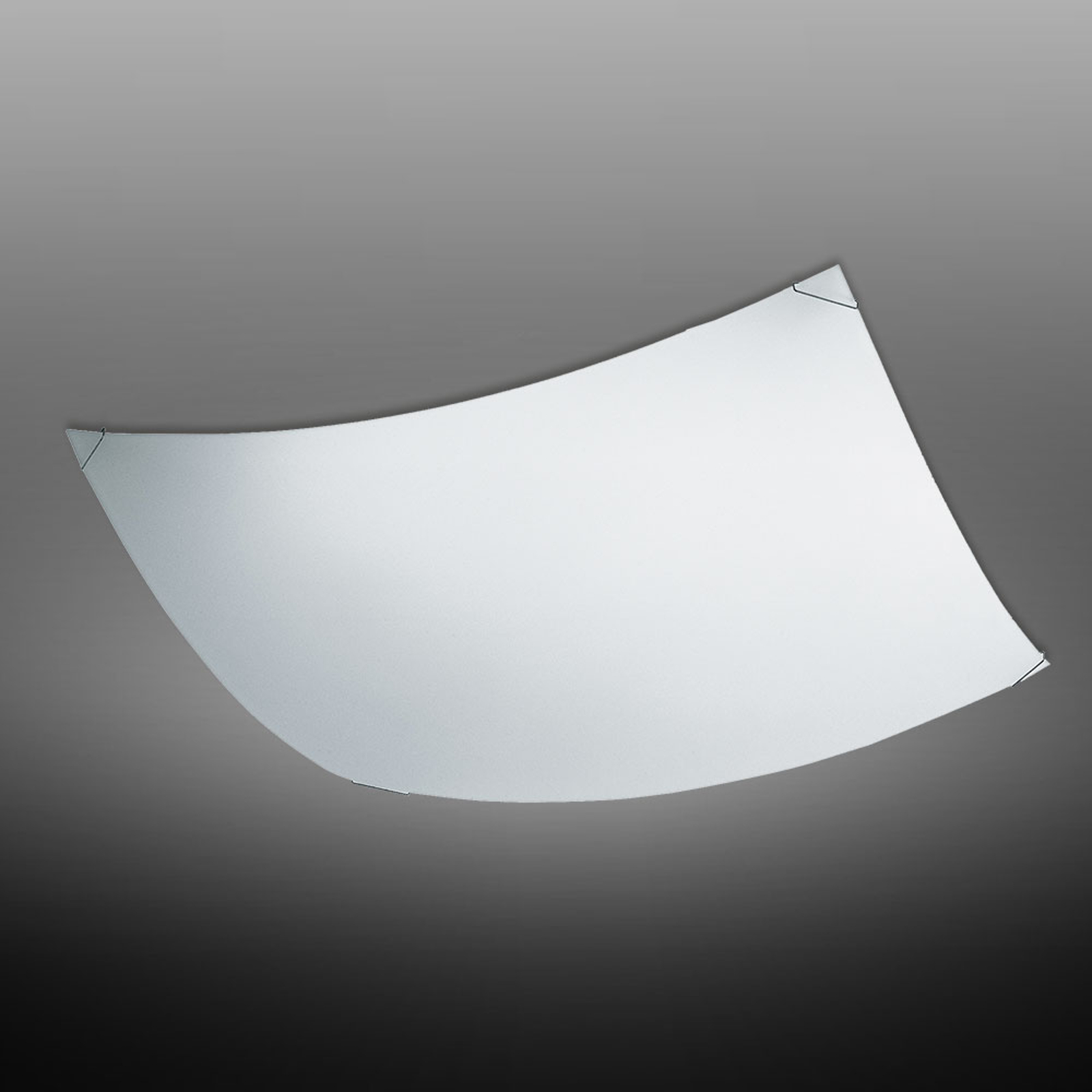 Qadra Ice taklampe, 55 cm