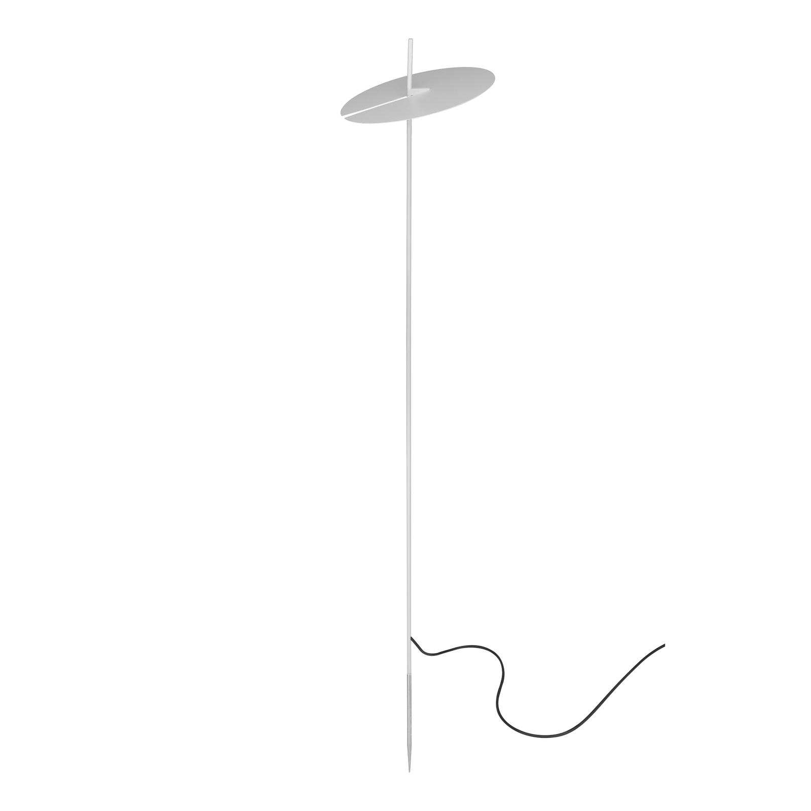 Karman Xana utomhus LED-hänglampa vit höjd 130 cm