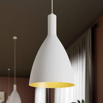 Arcchio Arthuria lampa wisząca, 1-punktowa, biała