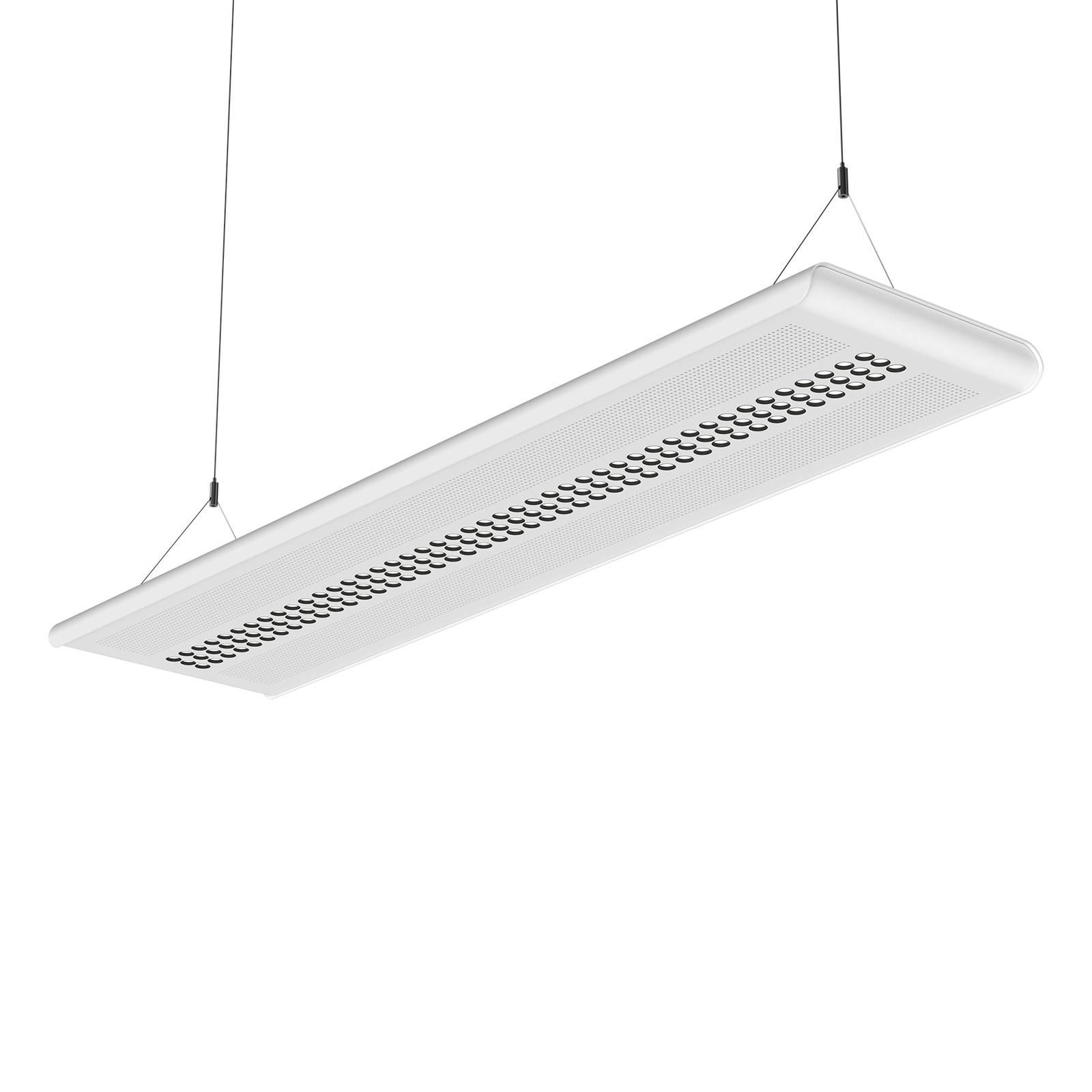 LED-Hängeleuchte Optico weiß DALI 840 115,8W