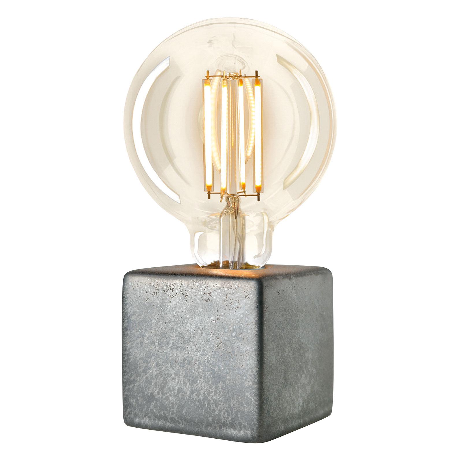 Villeroy & Boch Helsinki Tischlampe grau