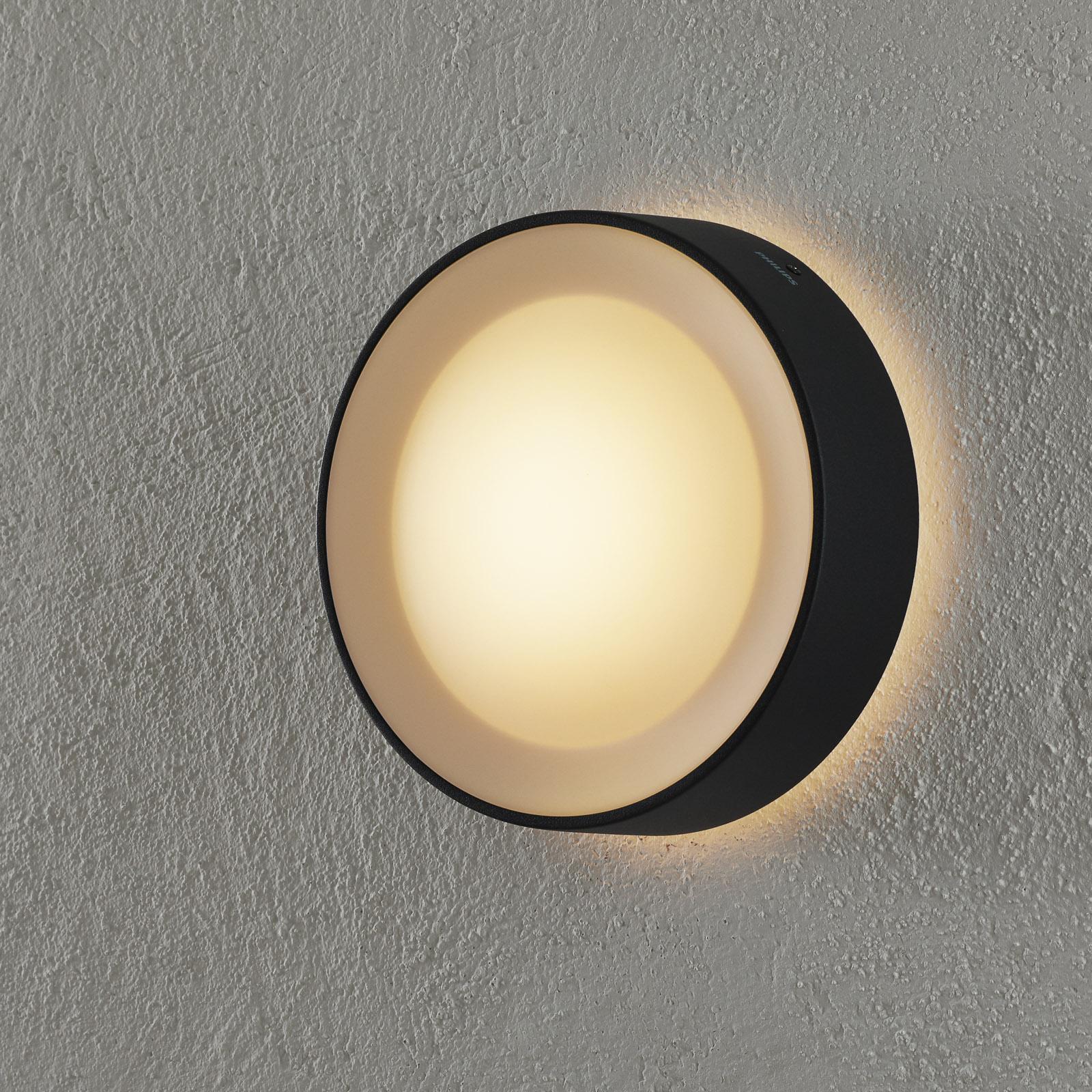 Philips Hue WACA Daylo outdoor wall light black_7534181_1