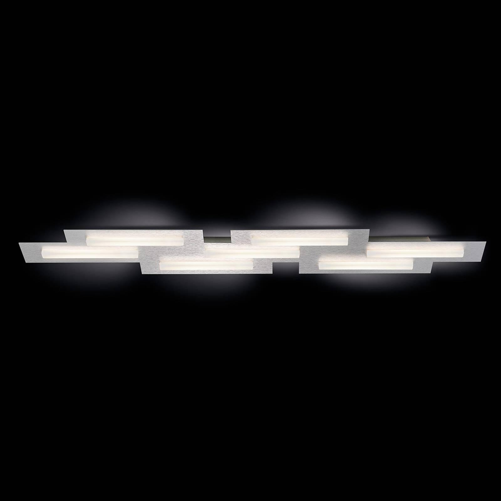 GROSSMANN Fis LED-Deckenleuchte, geometrische Form