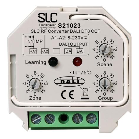 SLC RF - convertisseur signal DALI, Tunable White