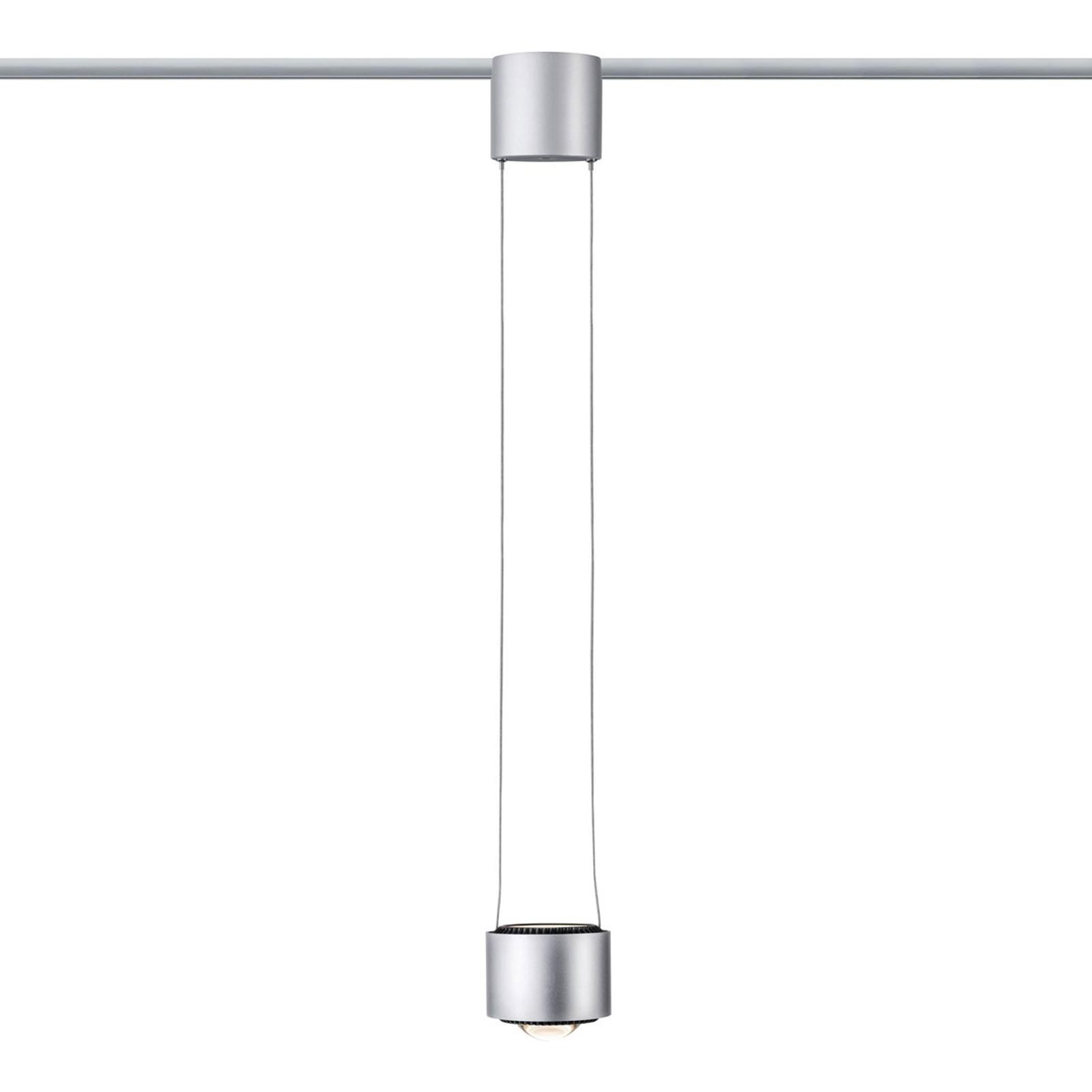 Paulmann LED hanglamp Aldan URail dimbaar