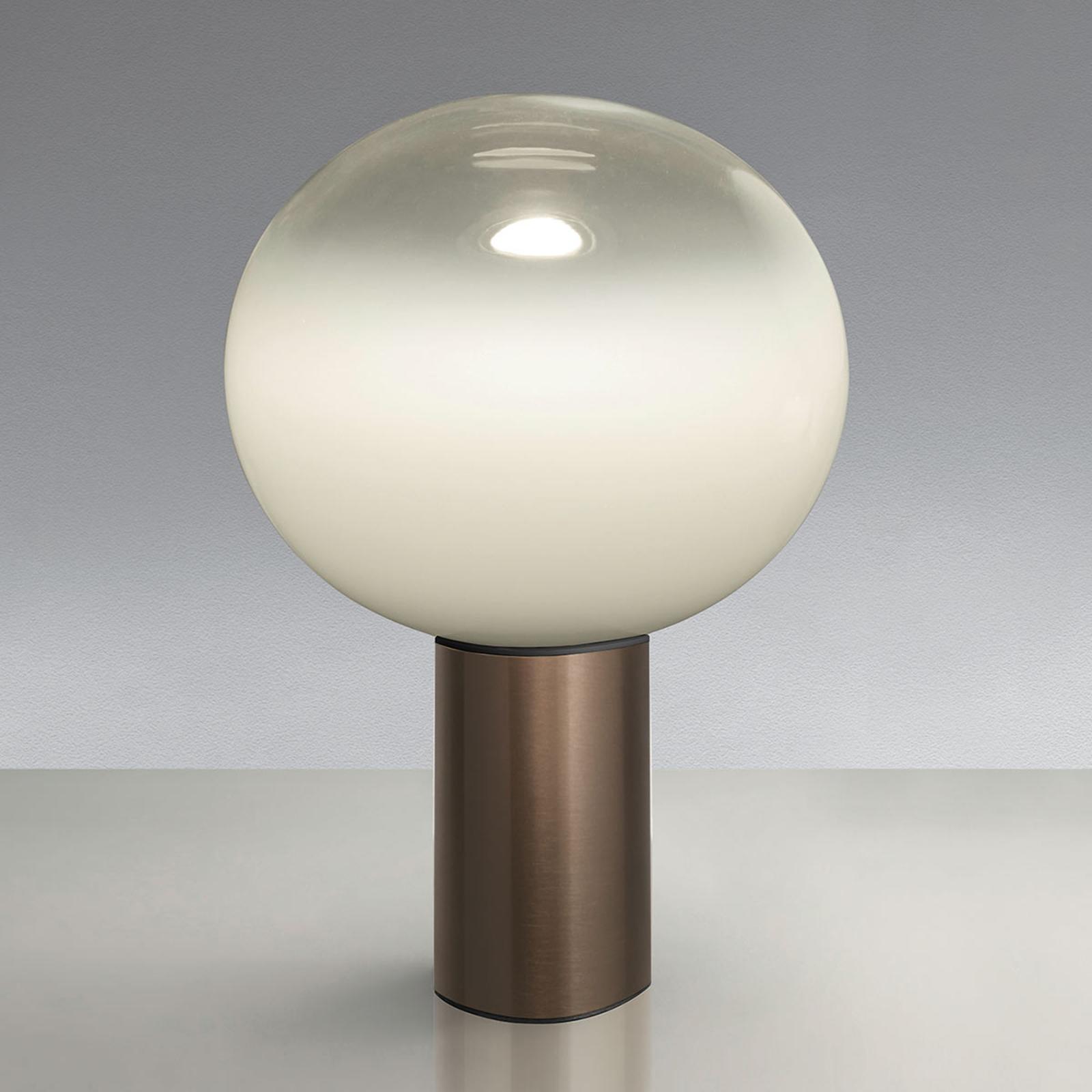 Artemide Laguna 26 stolní lampa bronzová