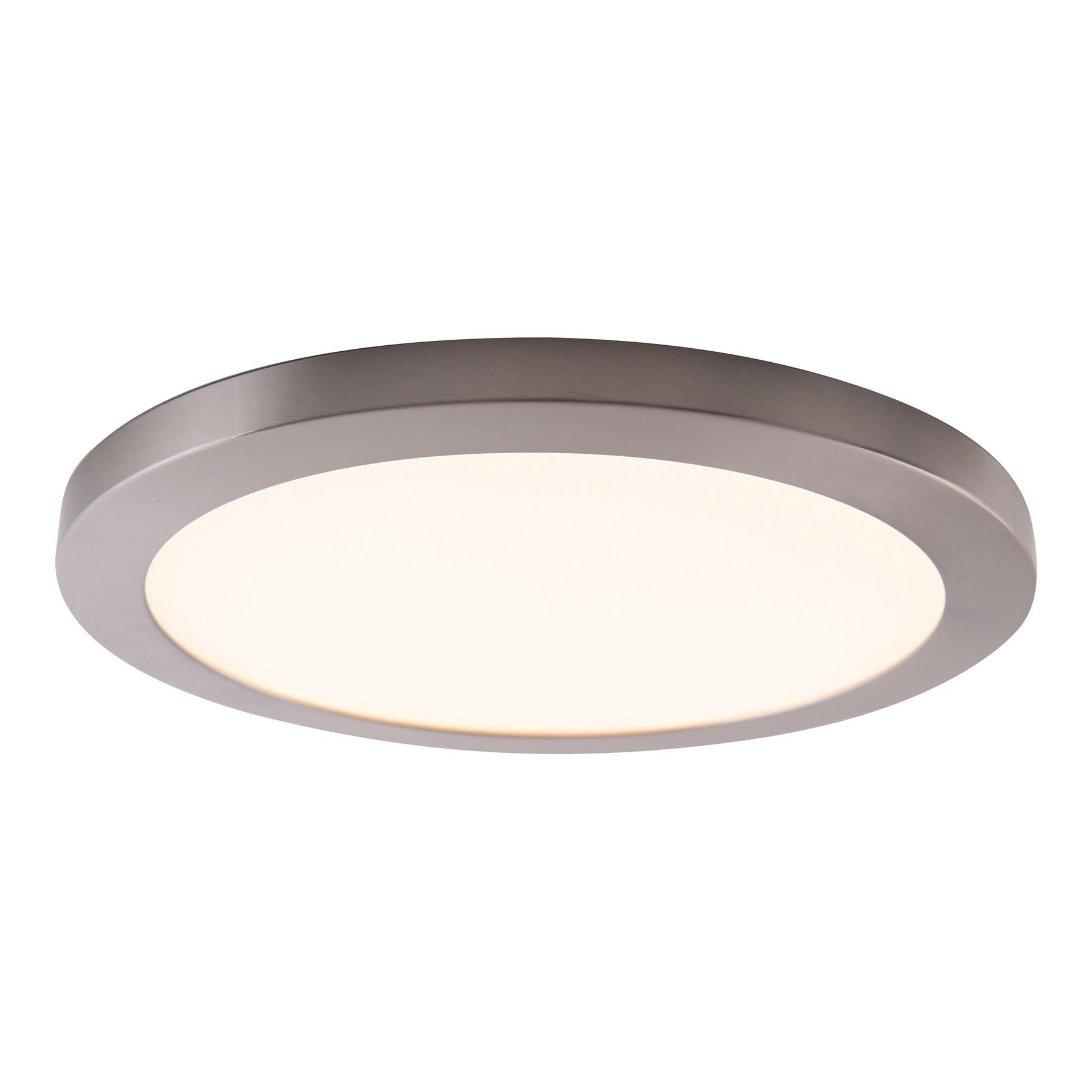 LED plafondlamp Bonus, magnetische ring Ø 33 cm