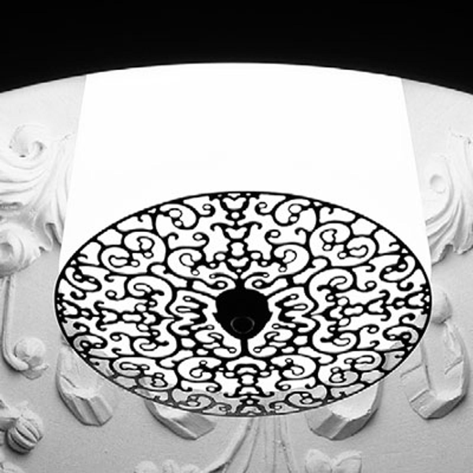Dekorativ Skygarden Recessed indbygningslampe