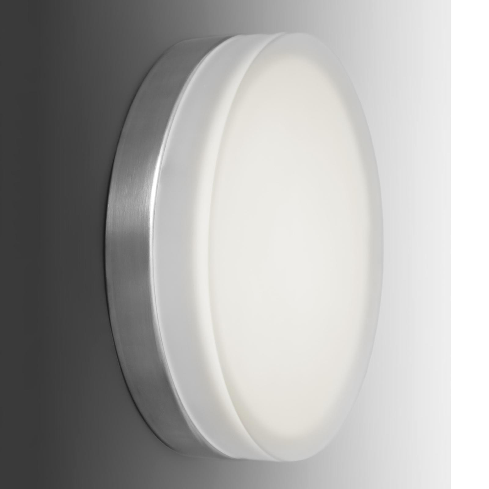 Schlichte, runde LED-Wandleuchte Briq 01 kaufen