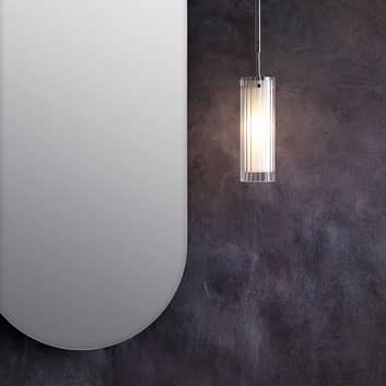 Astro Ottavino hanglamp met glazen kap