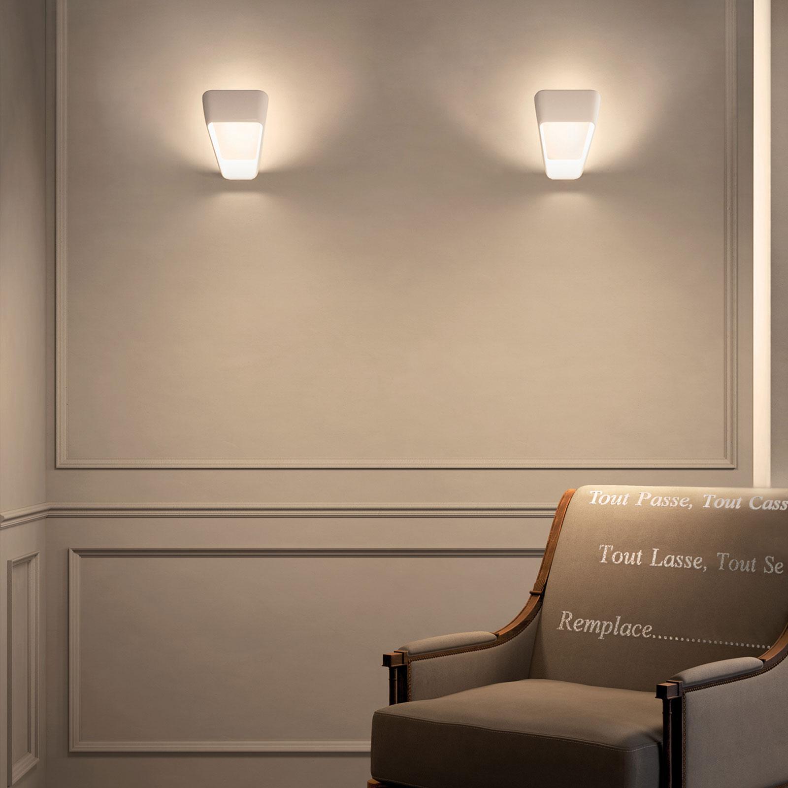 Acquista Kundalini Frame applique LED, bianca