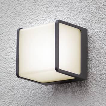 Aplique LED para exterior Telin, antracita