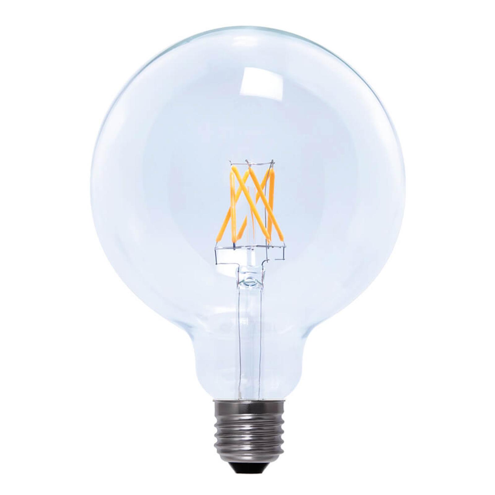 E27 6W 926 LED-Filament-Globelampe G125 klar