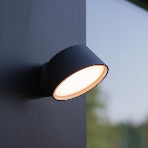 LED-Außenwandleuchte Dakota mit Tuya-Technologie