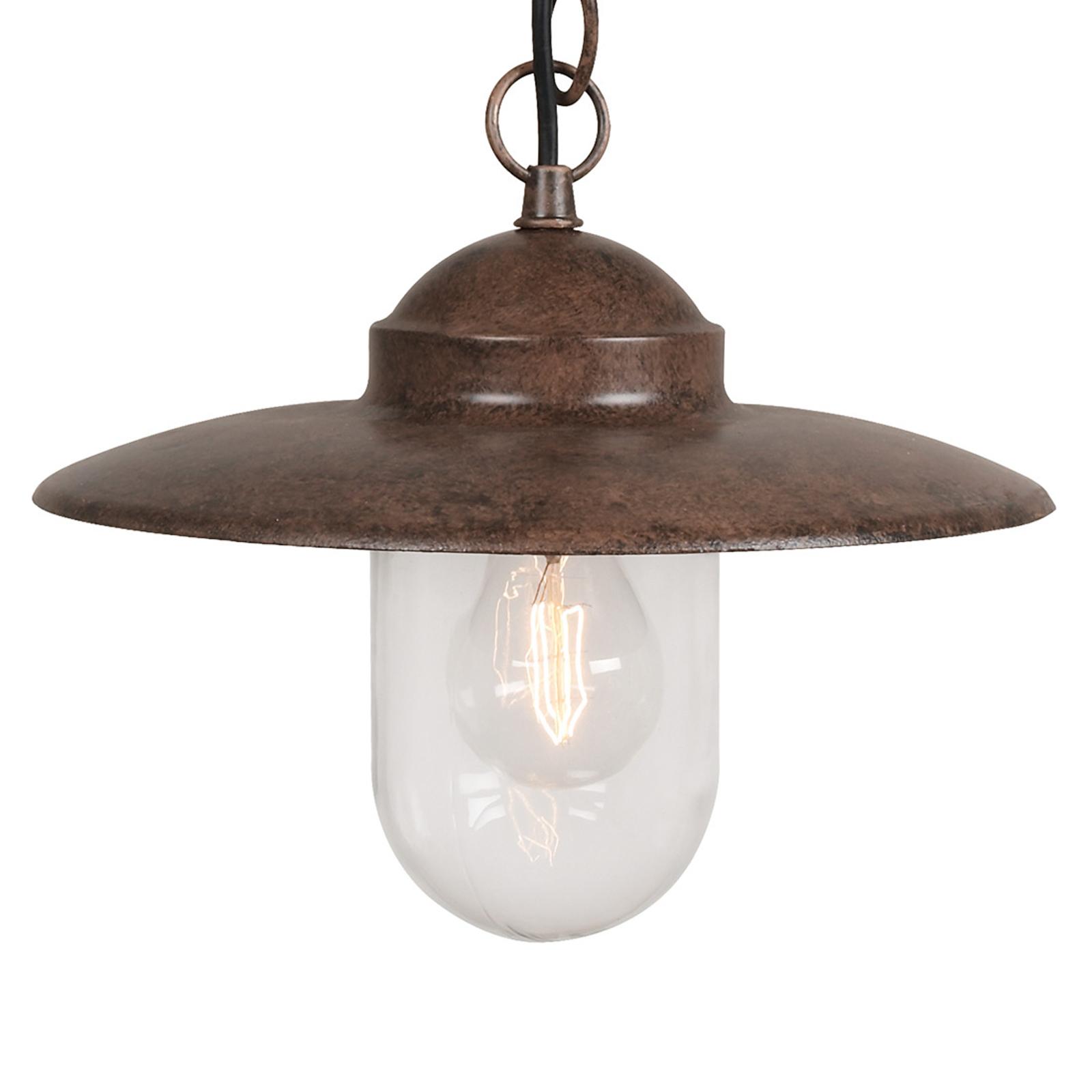 Lampa wisząca Luxembourg IP 23