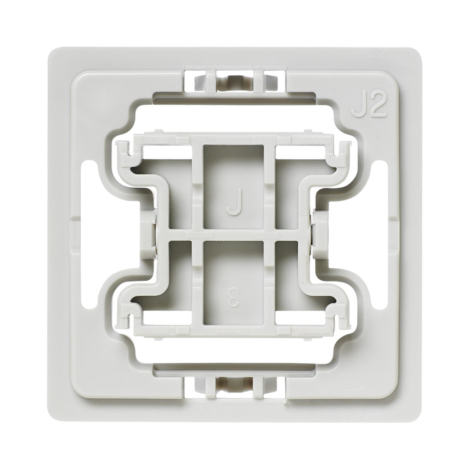 Homematic IP Adapter für Jung Schalter J2 1x