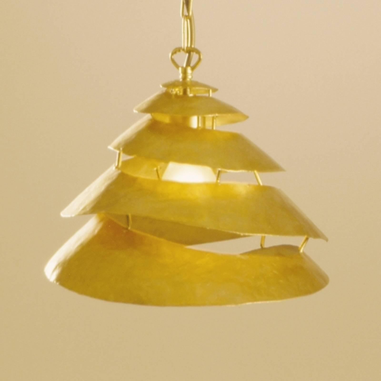 Spiralna lampa wisząca SNAIL ONE