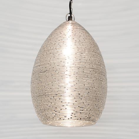 Závěsné světlo Colibri, výška 50 cm, Ø 23 cm