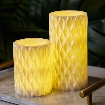 Pauleen Cosy Pearl Candle LED-mignon 2er-sett