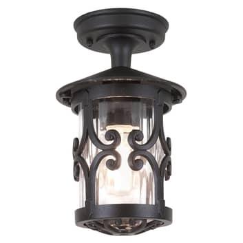 Lanterna da soffitto Hereford per l'esterno