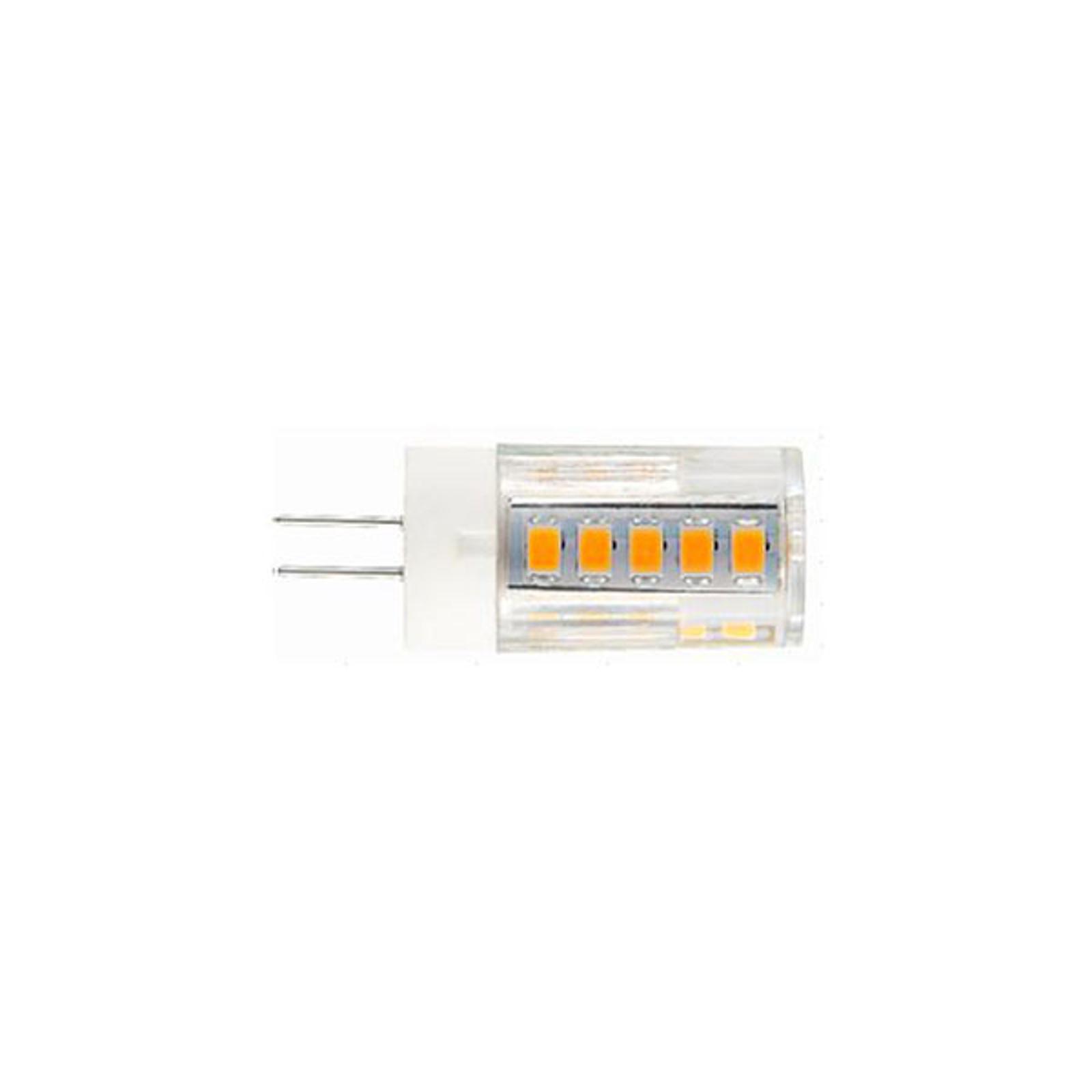 LED attacco G4 2,5 W bianco caldo 250 Lumen