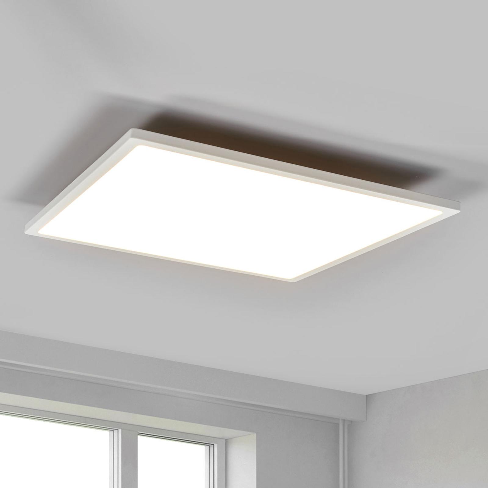 Med EasyDim-funktion - LED-taklampan Ceres, vit