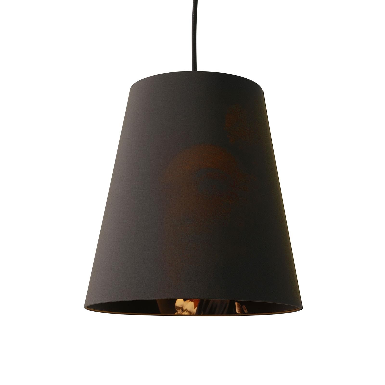 Karman Cupido lampa wisząca z kloszem Ø 26 cm