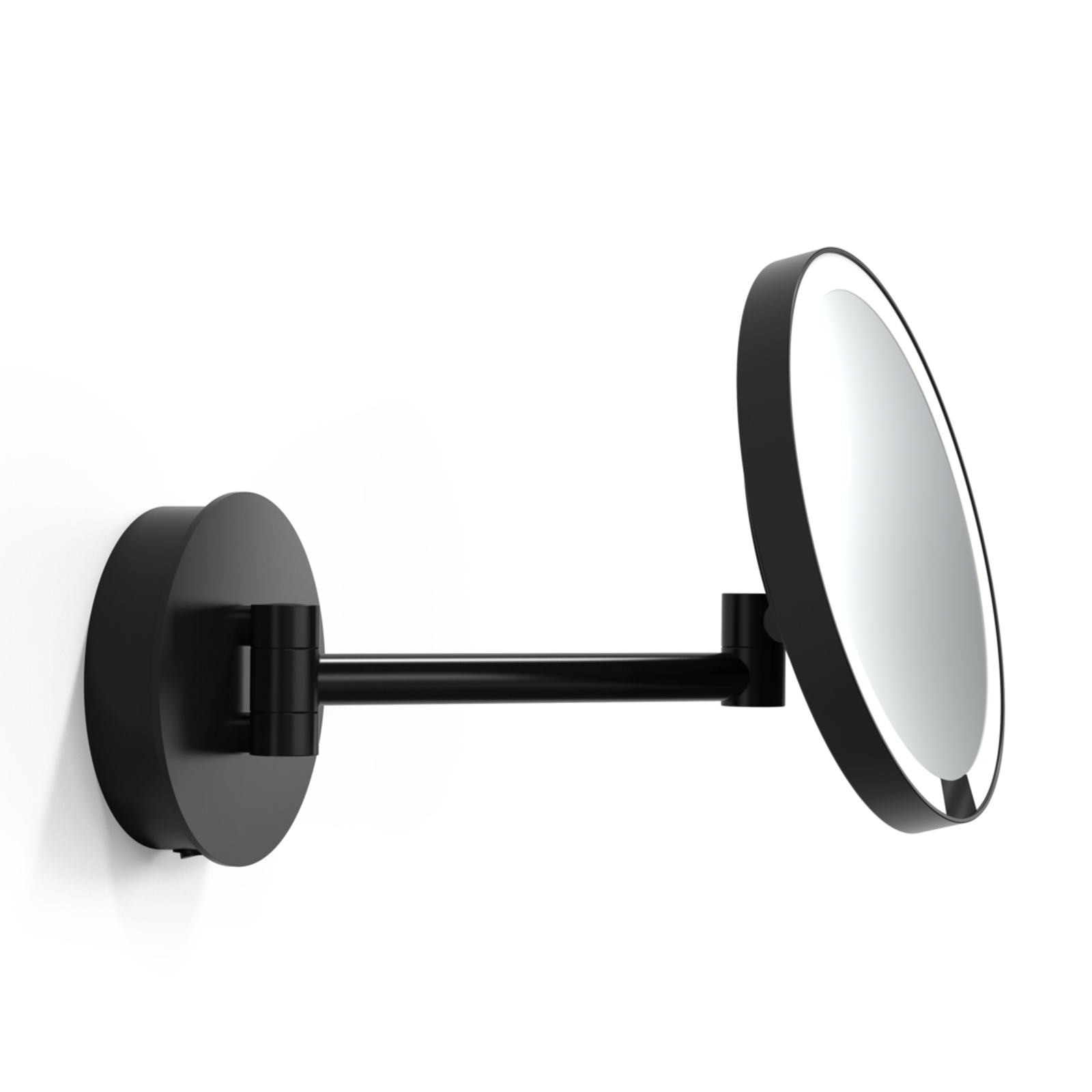 Decor Walther Just Look WD LED-veggspeil, svart