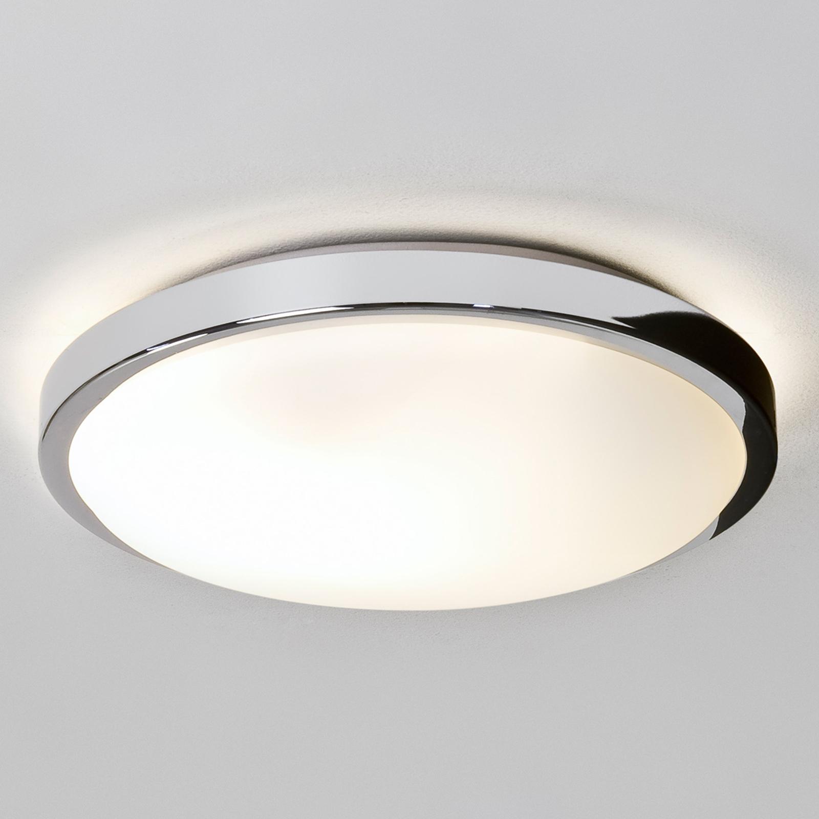 Klasyczna lampa sufitowa DENIA wersja chromowana