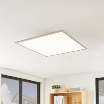 Lindby Stenley LED panel, 4 000 K, 59 cm x 59 cm